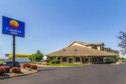 Comfort Inn Norwalk Sandusky South