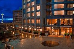 西雅图泛太平洋酒店