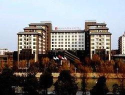 Ramada Plaza Yangzhou Casa