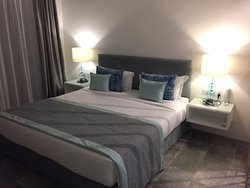 Recently refurbished rooms