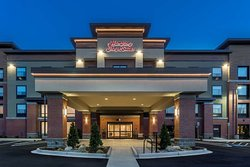 Hampton Inn & Suites Seattle Woodinville WA
