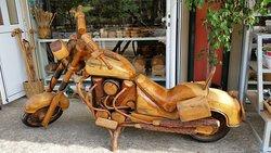 Olive Wood Workshop