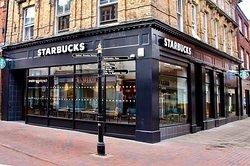 Starbucks Stafford - Greengate Street