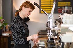 Foundry Coffee Roasters Coffee Shop