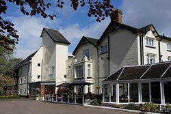 Best Western Stafford M6/J14 Tillington Hall Hotel