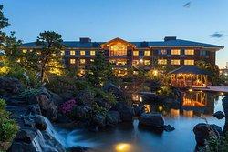 貝斯特韋斯特巨石瀑布精品酒店