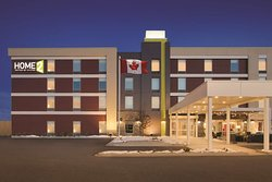 Home2 Suites by Hilton Fort St John
