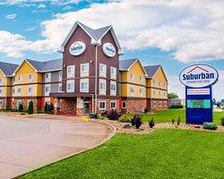 Suburban Extended Stay Hotel Cedar Falls