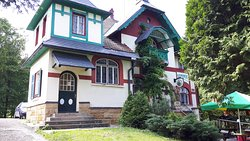 Well located hotel for hiking in Adrspach-Teplice area