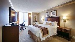 渥太华市区套房贝斯特韦斯特PLUS酒店
