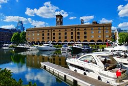 St. Katharine Docks