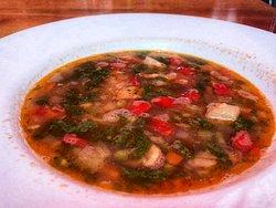 minstrone soup