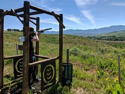Three Quarter Circles Sporting Clays