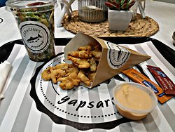 Fish & Chips Yapsaraki