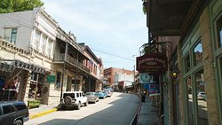 Eureka Springs Historical Downtown