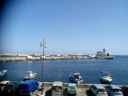 Il Porto di Pantelleria