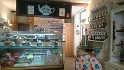 Lovely tea room