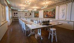 Tasting Room of Winery Sudak