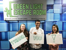 Green Light Escape Room