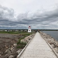 Pointe Bonaventure Lighthouse