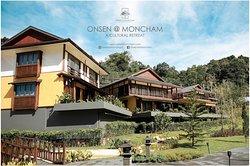 Onsen at Moncham