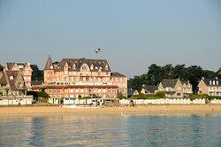 Grande plage de Saint-Cast