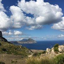 Il sentiero di Monte Monaco