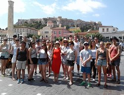 New Athens Free tour