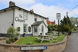 The Chequers Orwell