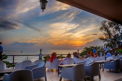 Sunset Bar at the Africa House