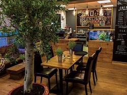 The Glasshouse Cafe