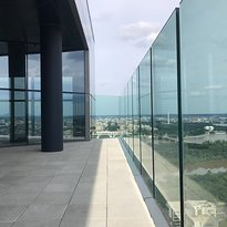 The Observation Deck at CEB Tower