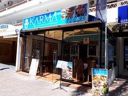 KARMA mediterranean restaurant