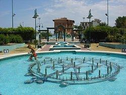 Zpívající fontána láká k návštěvě