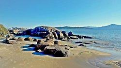 Canajurê Beach