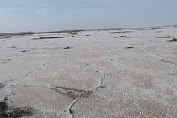 Calm place in Varzaneh - visit the desert, sand dunes, salt lake and many more