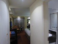 hotel agreable dans le nouveau johannesburg