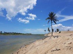 Barrinha Beach