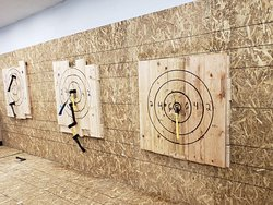 Jack's Axe Throwing