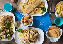 Hunky Dory Fish & Chips
