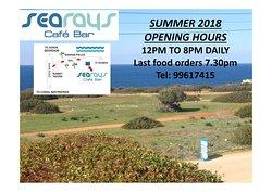 Searays Cafe Bar