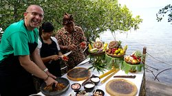 Balinese Cooking Class at The Menjangan