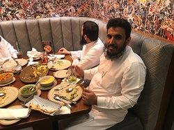 Outstanding service in zafran riyadh thanks shivam