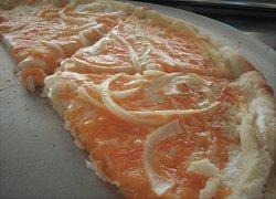 Pierogie Pizza