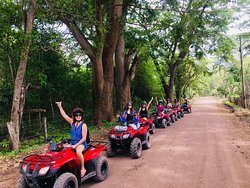 ATV Beach Tours