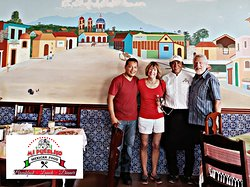 """Enjoy some delicious drinks and exquisite mexican food in the Restaurant """"Mi Pueblito"""""""