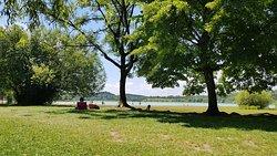 Plage du Grand Lac de Clairvaux