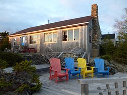 Rock Island Lodge