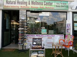 Natural Healing & Wellness center in Paphos