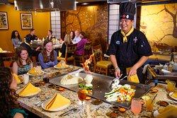 Shima Japanese Steakhouse & Sushi Bar